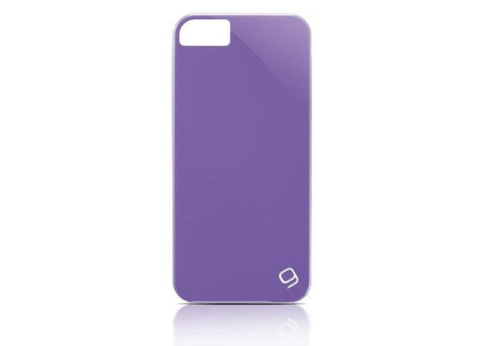 Gear4 Pop Clip-On Case Cover for iPhone 5/5S/SE - Purple - 1