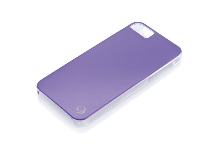 Gear4 Pop Clip-On Case Cover for iPhone 5/5S/SE - Purple - 2
