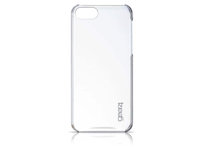 Gear4 Thin Ice Clip-On Case Cover for iPhone 5C - Clear - 2