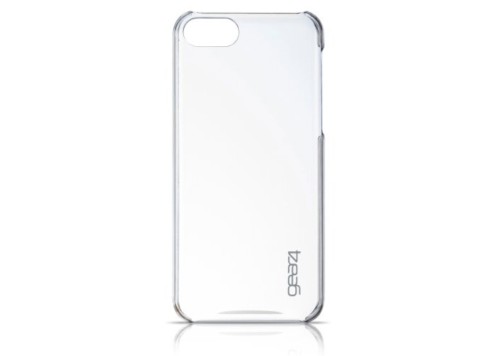 Gear4 Thin Ice Clip-On Case Cover for iPhone 5C - Clear - 1