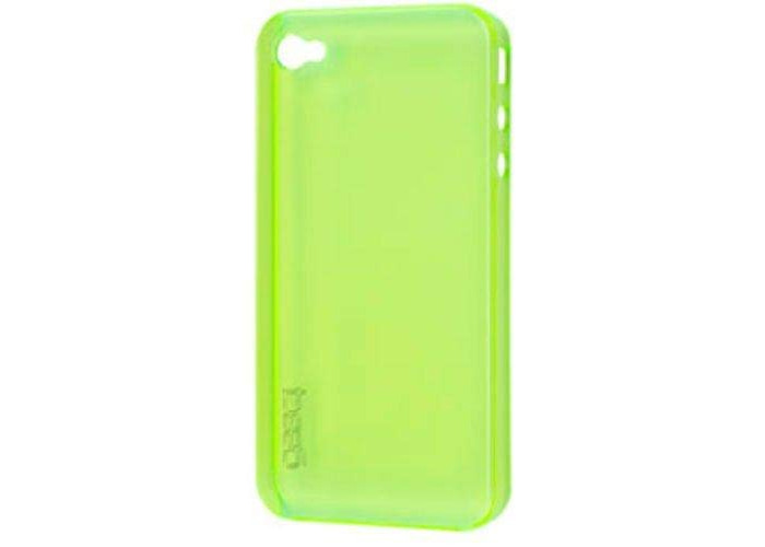 Gear4 Thin Ice Tint Protective Shield for iPhone 4 - Green - 2