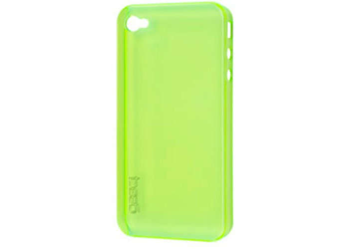 Gear4 Thin Ice Tint Protective Shield for iPhone 4 - Green - 1