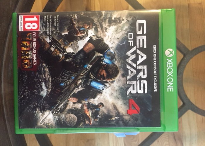 Gears of War 4 - Xbox One - 1