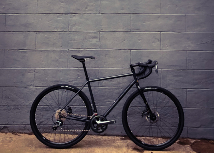 Genesis Croix de Fer Gravel Bike - 1