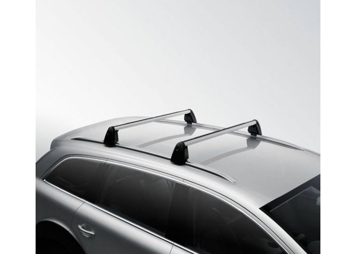 Genuine Audi Q7 roof box and roof rails  - 2