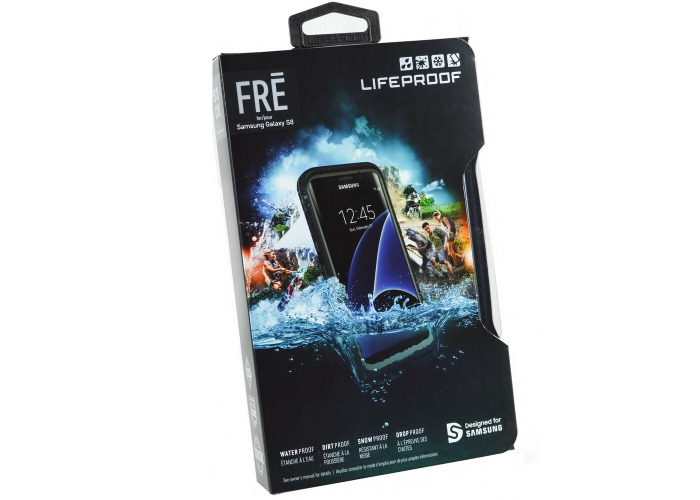 competitive price b4a24 09044 Buy Genuine Lifeproof FRE Water/Snow/Dir<wbr/>t/DropProof Case For ...