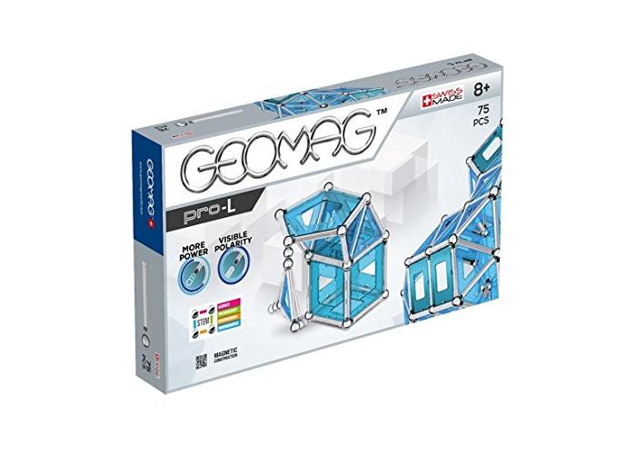"""Geomag 23"""" PRO-L Building Set, 75 Pieces - 1"""