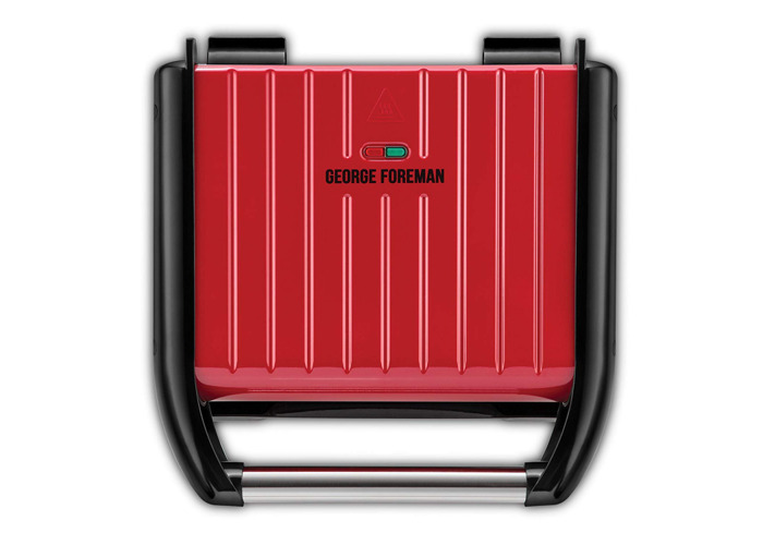 George Foreman 25040 5-Portion Family Grill - Red - 1