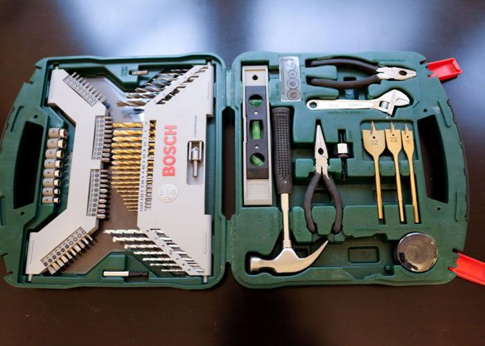 Bosch 103 Piece Titanium Drill and Screwdriver - 2