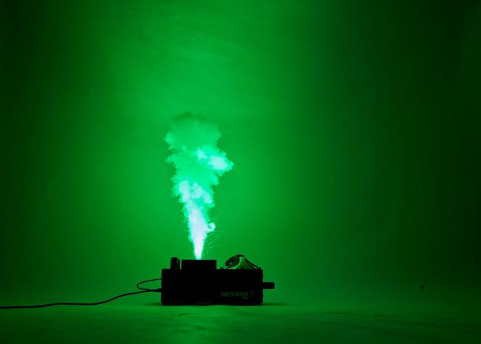 Geyser P6 Smoke Machine - 1