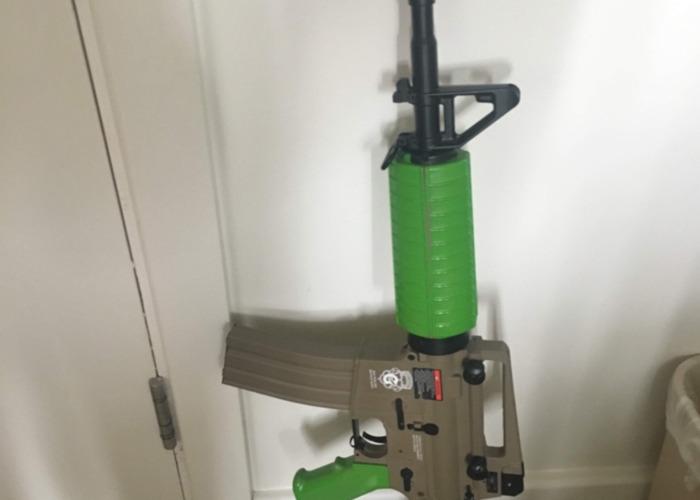 G&G armament GR16 Carbine dst Airsoft gun - 2
