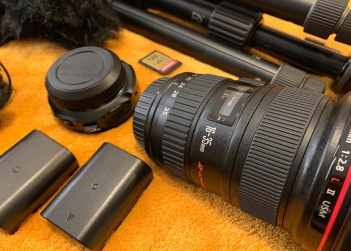 GH4 4k Filmmaker Kit - 2