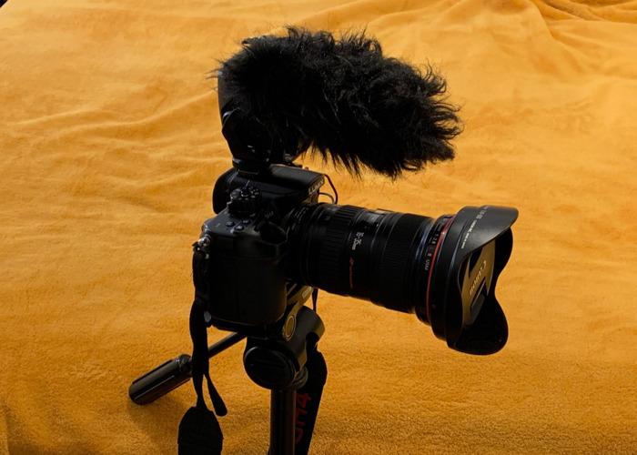 GH4 4k Filmmaker Kit - 1