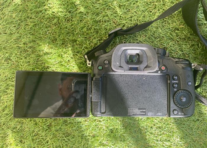GH4 Panasonic Lumix Camera w/V LOG w/12-30mm Lumix Lens - 2