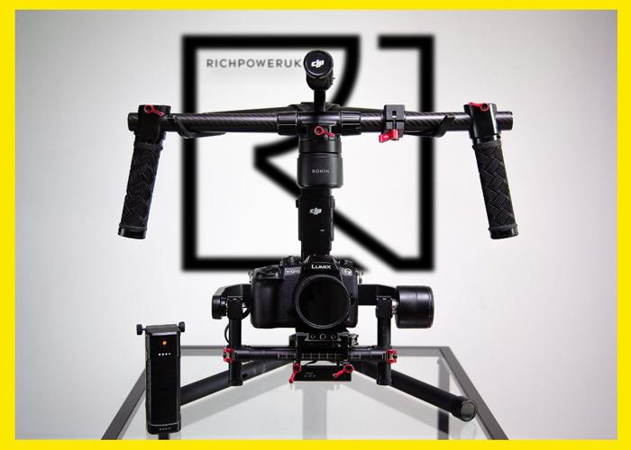 GH5 + DJI Ronin-M Kit - 1