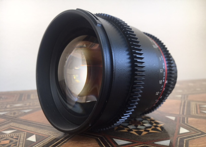 GH5, Cine Lens, HD Monitor, Speed Booster Filters - 2