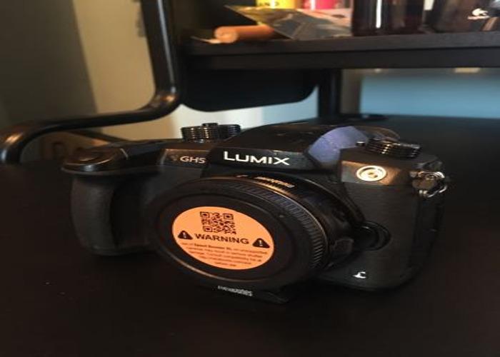 GH5 Panasonic Lumix Mirrorless Camera  - 2