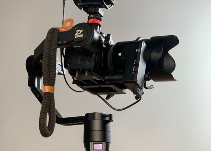 GH5s + Lens +  Zhiyun Crane 2  Camera Package  - 2