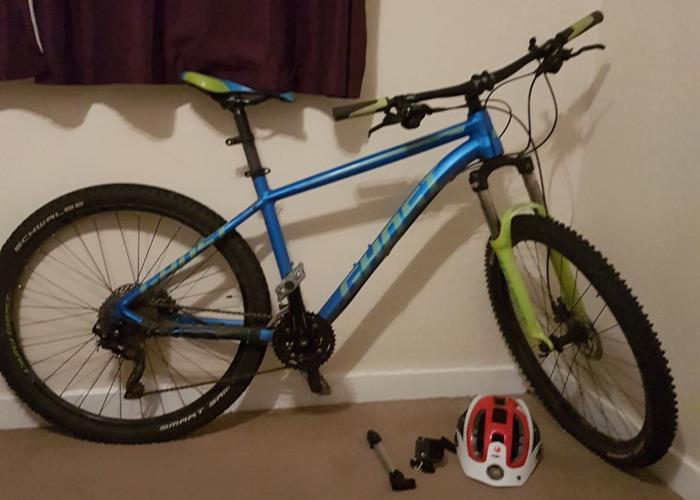 Ghost Kato 5 Hardtail Mountain bike - 1