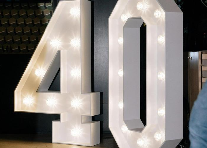 Giant 40 lights - 1