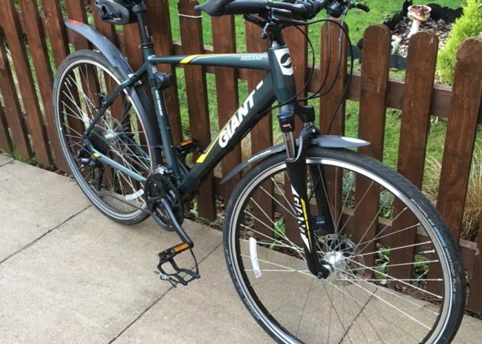 Giant hybrid cycle  - 1
