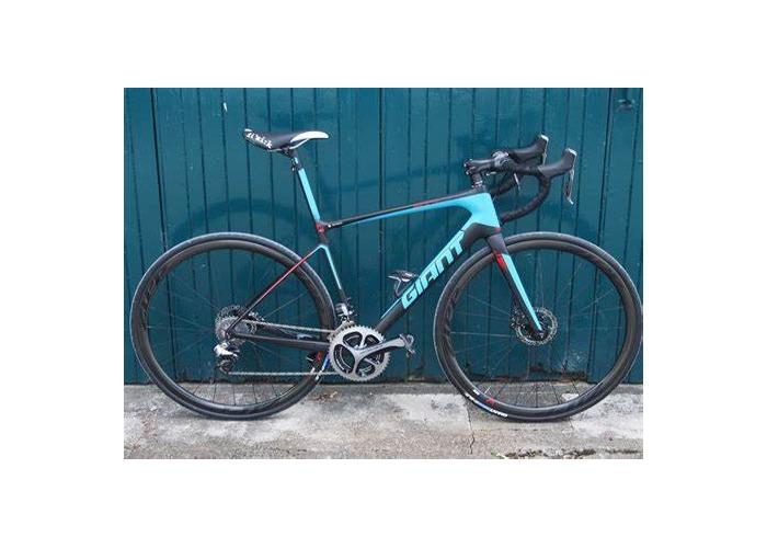Giant road bike - 1
