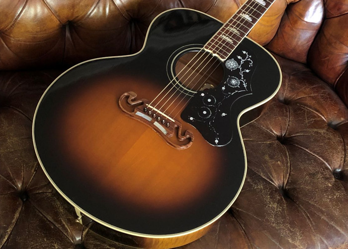 Gibson J-200 100 Years Acoustic Guitar 1993 - 1