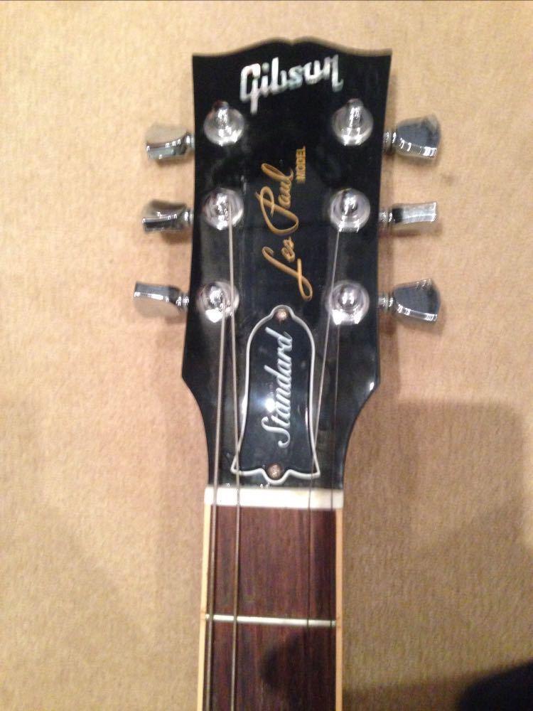 Guitar - Gibson Les Paul Standard 2011 - Dark Blueburst  - 2