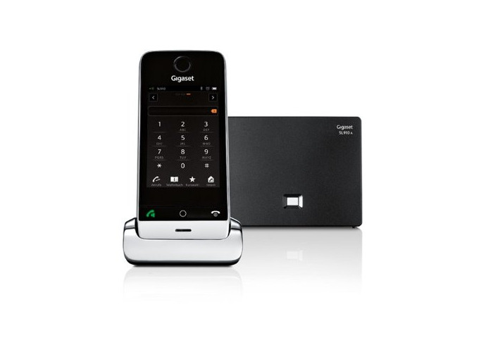Gigaset SL930A Premium Home Phone with Android and DECT - 1