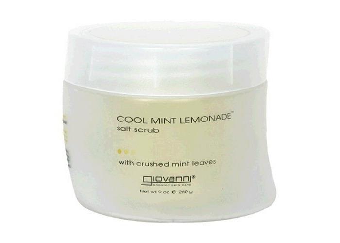 GIOVANNI HAIR CARE PRODUCTS SALT SCRUB,COOL MINT LEM, 9 OZ - 2