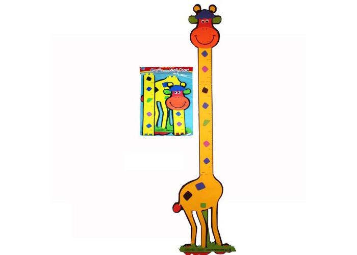 Giraffe Wall Chart - 1