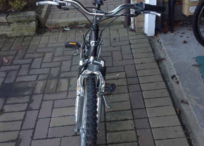 Girls 18 gear bike - 2