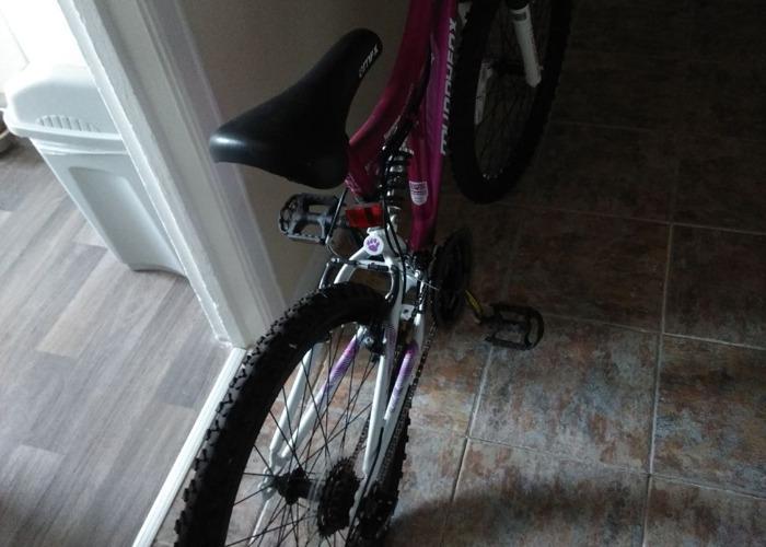 Girls mountain bike - 1