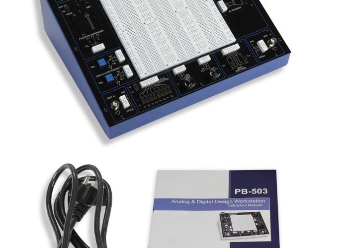Global Specialties PB-503 Analog and Digital Design Workstat - 2