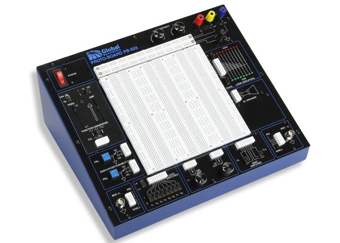 Global Specialties PB-503 Analog and Digital Design Workstat - 1
