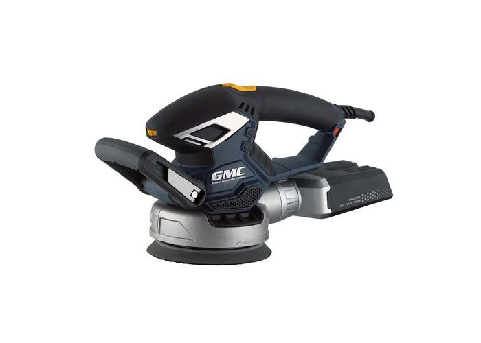 GMC 920595 Dual Base Random Orbit Sander 150mm ROS150CF - 1