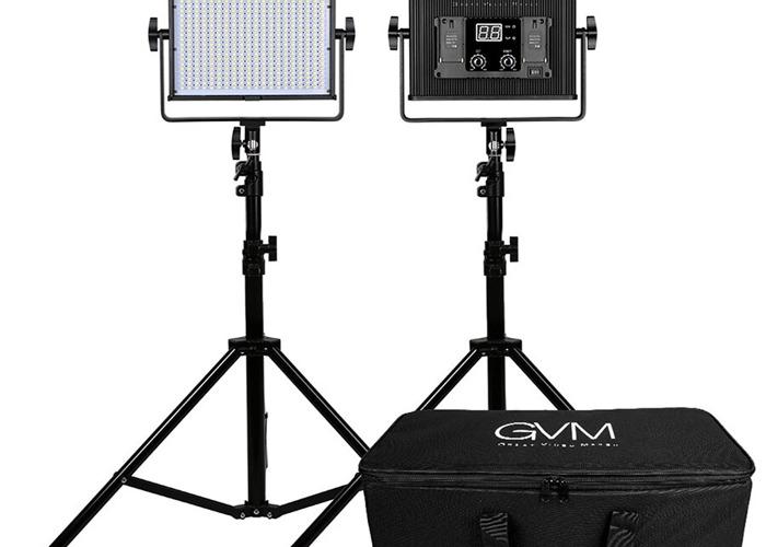 GVM Light panels x2 - 1