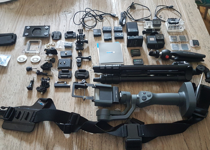 Go Pro Filming Kit - 1