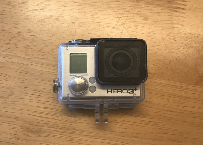 Go Pro Hero 3+ , Waterproof Case and Mounts - 2