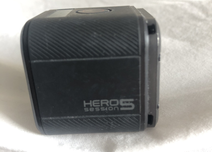 Go pro hero 5 session  - 2