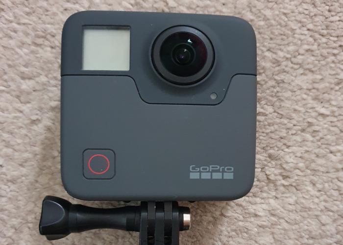 GoPro Fusion 360  - 2