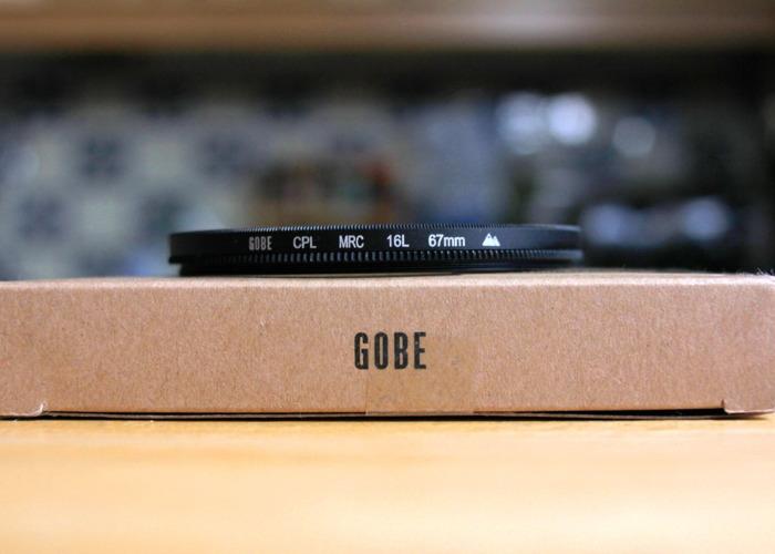 GOBE 67mm Polarizing Filter - 2