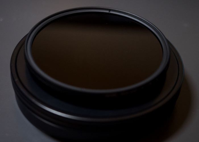 Gobe 72mm Variable ND Filter (ND2-400) - 2