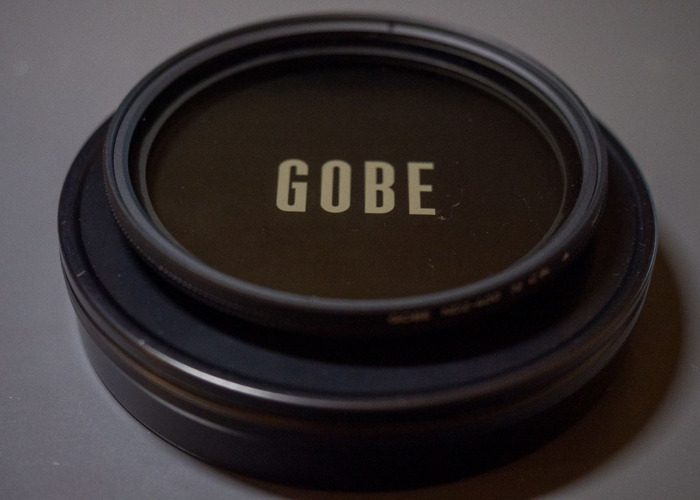 Gobe 72mm Variable ND Filter (ND2-400) - 1