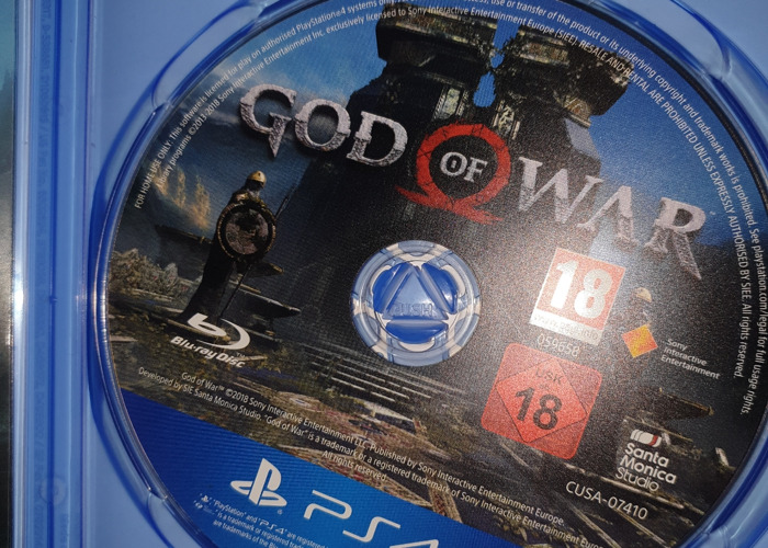 God of war for PS4 - 2