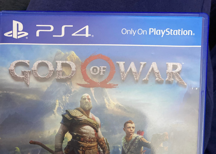God of War for PS4 - 1