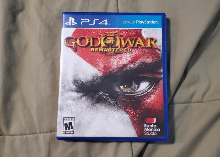 God of War Remastered - 1