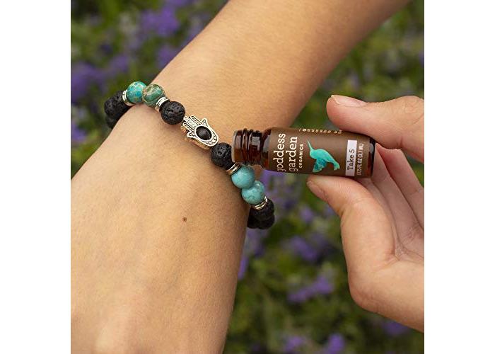 Goddess Garden - Serenity Aromatherapy Bracelet - 2