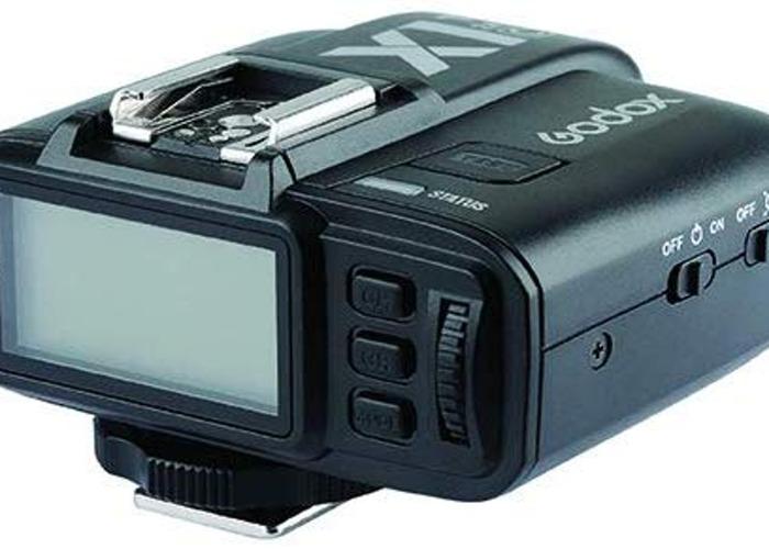 GODOX AD 600 Pro with Godox X1T-N 2.4G TTL HSS Wireless  - 2