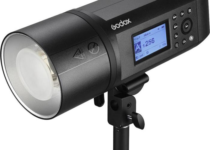 GODOX AD 600 Pro with Godox X1T-N 2.4G TTL HSS Wireless  - 1